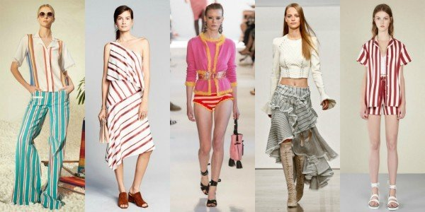 Fashion trends of 2017 Styleit you in Spring