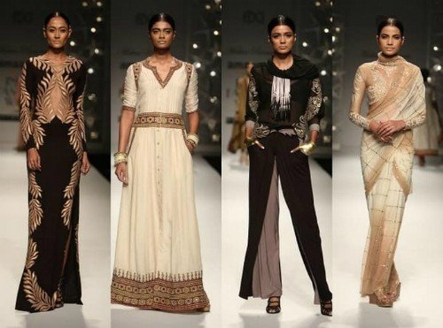 India fashion week the glitz of glamour-(Source-Verve Magazine)