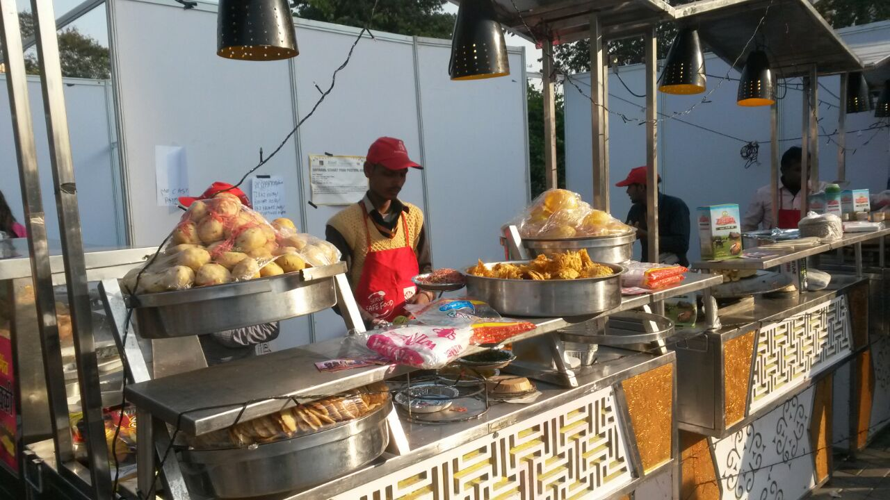 National street food festival 2018