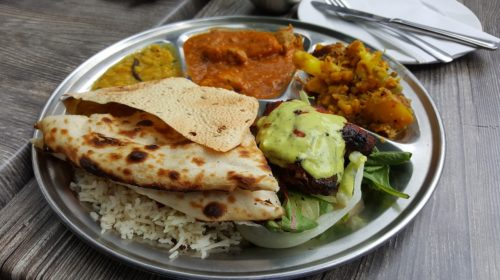 Best food places in india