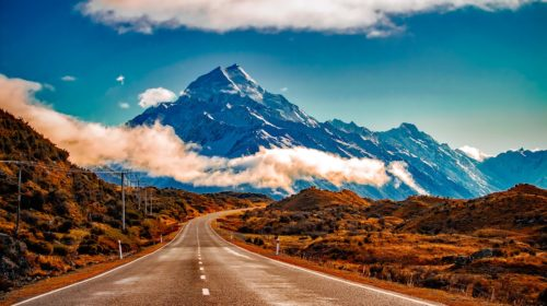 Top Tips when you the hit the road in New Zealand