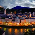 salzburg-Dancing on the Sound of Music!